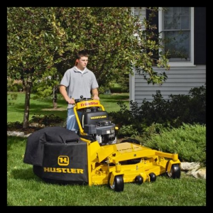 Hustler mowers shortcut 1500