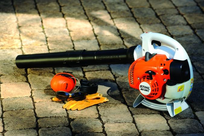 Handheld blower gas handheld - Souffleur stihl bg 56 ...