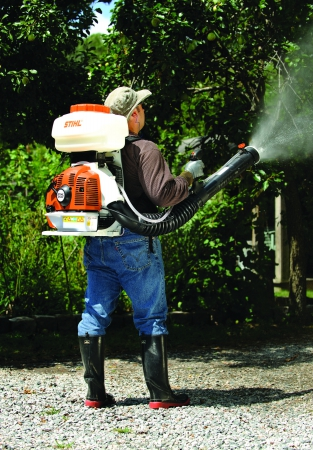 Gas Powered Backpack Sprayer Backpack