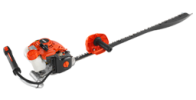 21.2cc Single-Sided Hedge Trimmer with 40 inch Blades and i-30 Starter