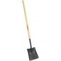 #2 Square Point Shovel 16ga