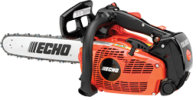 35.8cc Top Handle Chain Saw with Reduced-Effort Starter