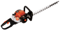 21.2cc Hedge Trimmer with 24 inch Blades