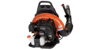 63.3cc Backpack Blower with Tube-Mounted Throttle