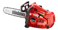 35.8cc Professional-Grade Chainsaw with a 2-Stroke Engine