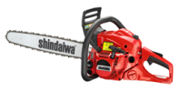 50.2cc Professional-Grade Chainsaw with a 2-Stroke Engine