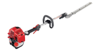 24.5cc, 2/4 Stroke Engine Technology Extended Reach Hedge Trimmer