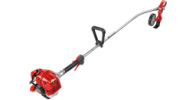 21.2cc Professional-Grade Edger with a 2-Stroke Engine