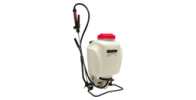 "4.0 Gallon Capacity Tank with UV Inhibitors and Wide 6"" Tank Mouth Backpack Sprayer"