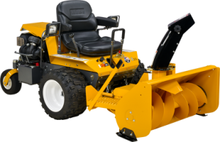 36 Inch Single-Stage Snowblower